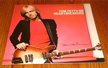TOM PETTY DAMN THE TORPEDOES ORIGINAL LP