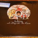 QUEEN A DAY AT THE RACES ORIGINAL LP STILL IN SHRINK  FIRST ISSUE