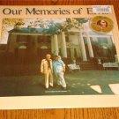 Elvis Presley Our Memories of Elvis Original LP Still In Shrink