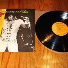 ELVIS PRESLEY THAT'S THE WAY IT IS LP  Japan with Obi