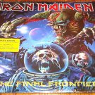 IRON MAIDEN THE FINAL FRONTIER LIMITED EDITION DOUBLE PICTURE DISC VINYL SEALED!