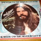 BOB SEGER STRANGER IN TOWN PICTURE DISC SEALED  !