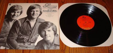 LETTERMEN ALL TIME GREATEST HITS ORIGINAL LP