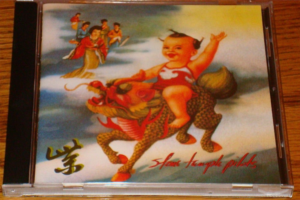 STONE TEMPLE PILOTS 12 GRACIOUS MELODIES CD