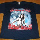 MICHAEL JACKSON T-SHIRT DOUBLE SIDED BRAND NEW SIZE X-Large