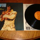 ELVIS  Presley FOOL ALBUM Orange Label Dynaflex