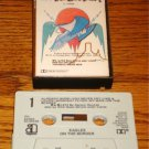EAGLES ON THE BORDER ORIGINAL CASSETTE  1974