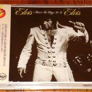 ELVIS PRESLEY THAT'S THE WAY IT IS  Japan with Obi S/S