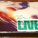 PAUL McCARTNEY TRIPPING THE LIVE FANTASTIC DOUBLE CD FAT JEWEL CASE