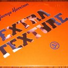 GEORGE HARRISON EXTRA TEXTURE ORIGINAL APPLE LABEL LP STILL IN THE SHRINK 1975