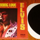 ELVIS PRESLEY Burning Love & Hits From His Movies LP