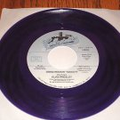 ELVIS PURPLE COLORED VINYL 45 RPM Good Rockin' Tonight