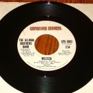 THE ALLMAN BROTHERS MELISSA Original 45 rpm  1972