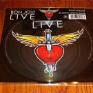 BON JOVI LIVE LIMITED EDITION PICTURE DISC SEALED!    RSD