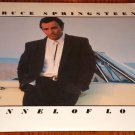 BRUCE SPRINGSTEEN TUNNEL OF LOVE ORIGINAL LP