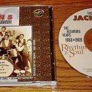 THE JACKSON FIVE & JOHNNY BEGINNING YEARS 1968-1969 CD