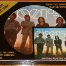 THE DOORS WAITING FOR THE SUN DCC 24-KARAT GOLD CD