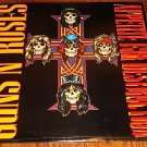 GUNS N' ROSES APPETITE FOR DESTRUCTION LP STILL SEALED!