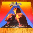 THE POLICE ZENYATTA MONDATTA ORIGINAL LP STILL SEALED!  1980