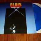 ELVIS PRESLEY MOODY BLUE COLORED VINYL (BLUE VINYL)