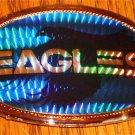 EAGLES ORIGINAL  BELT BUCKLE 1977PACIFICA MFG.