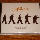 GENESIS LIVE - THE WAY WE WALK ORIGINAL CD