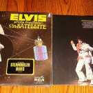 ELVIS ALOHA FROM HAWAII VIA SATELLITE with RARE STICKER