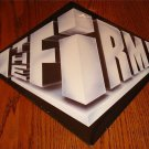 THE FIRM SELF TITLED FIRST ALBUM ORIGINAL LP STILL FACTORY SEALED!