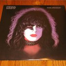 KISS PAUL STANLEY SOLO ORIGINAL LP WITH POSTER AND INSERTS