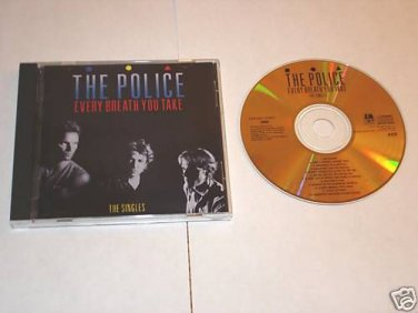 THE POLICE EVERY BREATH YOU TAKE THE SINGLES JAPAN GOLD