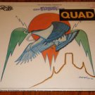 EAGLES ON THE BORDER ORIGINAL QUADRA DISC STILL IN SHRINK