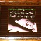 STEVE WINWOOD Back In The High Life  MFSL 24-KARAT GOLD CD    Mint !