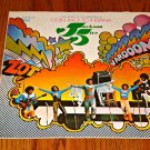 Jackson 5 GOIN' BACK TO INDIANA WHITE LABEL PROMO LP