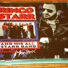 RINGO STARR AND HIS ALL STARR BAND CD
