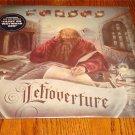 KANSAS LEFTOVERTURE ORIGINAL LP STILL IN SHRINK WITH STICKER