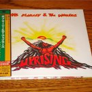 BOB MARLEY & THE WAILERS Uprising Japan CD Still Sealed with Obi