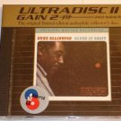 DUKE ELLINGTON BLUES IN ORBIT MFSL GOLD CD SEALED