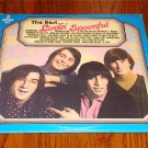 THE BEST OF THE LOVIN' SPOONFUL LP 2-RECORD SET ORIGINAL LP 1976