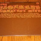 THE MONKEES GREATEST HITS ORIGINAL LP STILL IN SHRINK