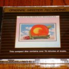 ALLMAN BROTHERS EAT A PEACH MFSL 25-KARAT GOLD CD MINT