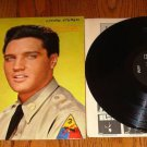 ELVIS PRESLEY G.I. BLUES BLACK LABEL LP