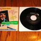 ELVIS SINGS FOR  CHILDREN AND GROWNUPS TOO Pic Slv & 45