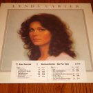 LINDA CARTER PORTRAIT ORIGINAL LP WITH PROMO STRIP AND STAMP