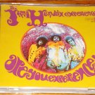 THE JIMI HENDRIX EXPERIENCE ARE YOU EXPERIENCED CD  MINT!