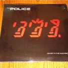 THE POLICE GHOST IN THE MACHINE ORIGINAL LP IN SHRINK