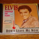 ELVIS PRESLEY THROUGH THE YEARS VOLUME 5 CD MINT!
