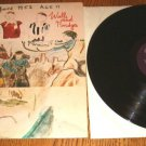 JOHN LENNON WALLS AND BRIDGES Purple Capitol Label LP