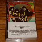 KISS HOTTER THAN HELL Cassette