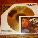 PAUL McCARTNEY RED ROSE SPEEDWAY DCC GOLD CD