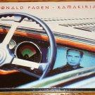 DONALD FAGEN KAMAKIRIAD 24-KARAT GOLD CD MINT !